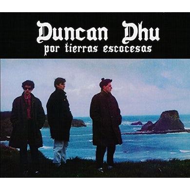 Duncan Dhu POR TIERRAS ESCOCESAS CD