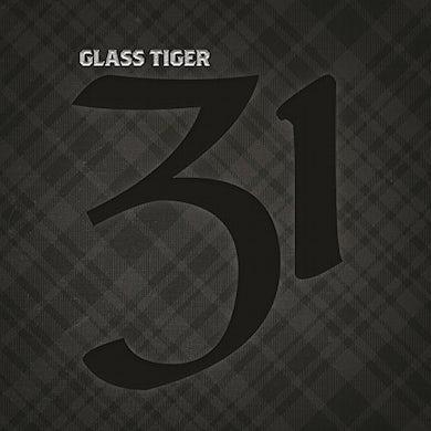 Glass Tiger 31 CD