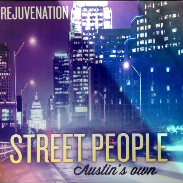 Street People REJUVENATION CD