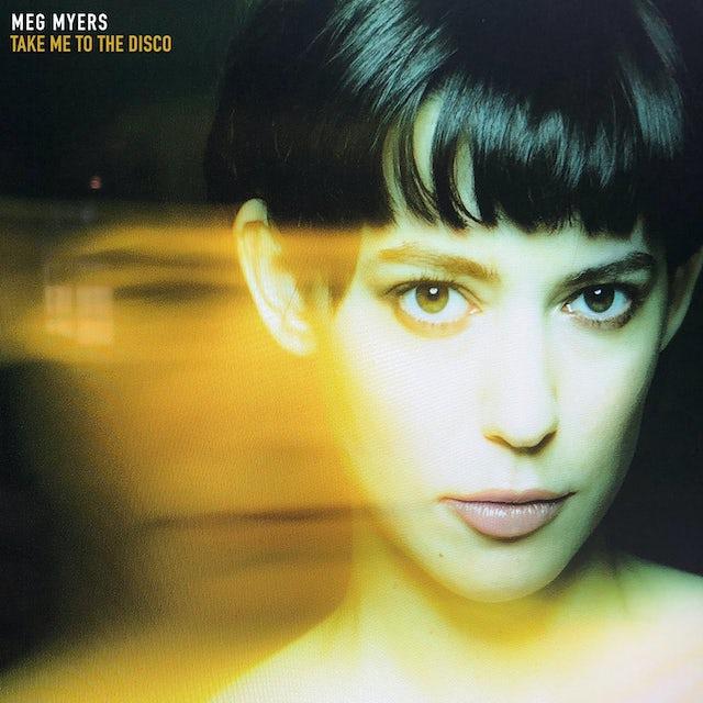 Meg Myers TAKE ME TO THE DISCO CD