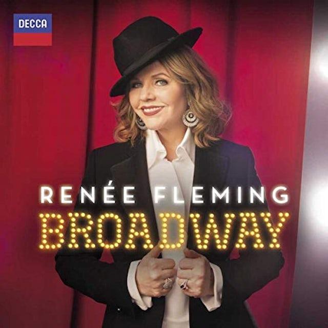 Renee Fleming BROADWAY CD