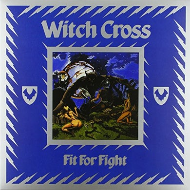 Witch Cross FIT FOR A FIGHT Vinyl Record