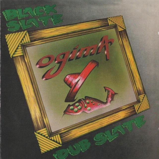 Black Slate OGIMA Vinyl Record
