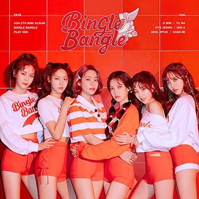 AOA BINGLE BANGLE (PLAY VERSION) CD