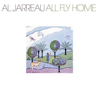 Al Jarreau ALL FLY HOME CD