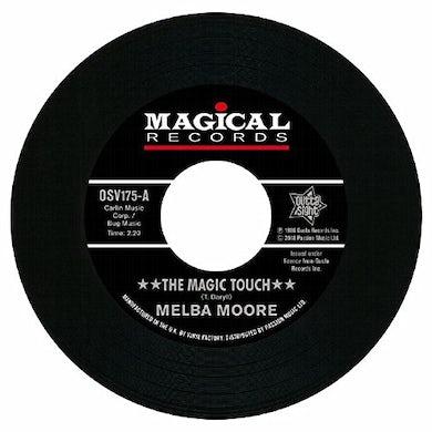 Melba Moore MAGIC TOUCH / IT'S TORTURE Vinyl Record
