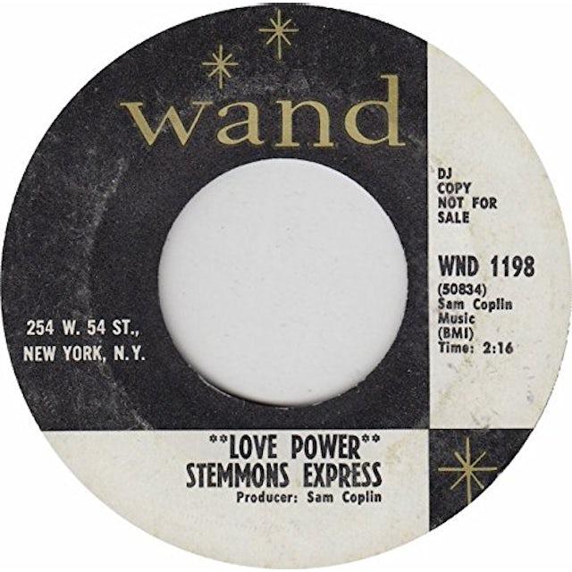 Stemmons Express WOMAN LOVE THIEF / LOVE POWER Vinyl Record