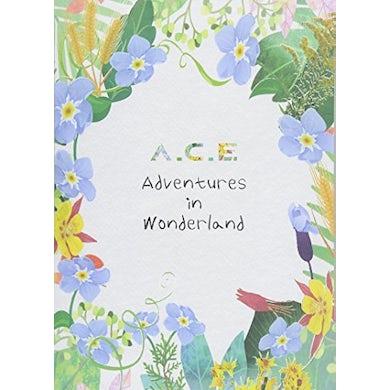Ace A.C.E. ADVENTURES IN WONDERLAND CD