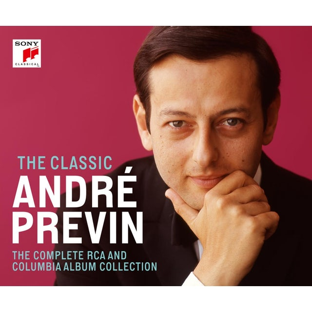 CLASSIC ANDRE PREVIN CD