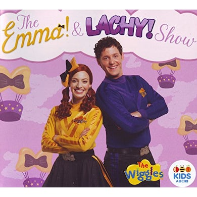 Wiggles EMMA & LACHY SHOW CD
