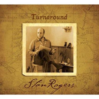 Stan Rogers TURNAROUND Vinyl Record