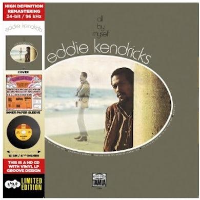 Eddie Kendricks ALL BY MYSELF CD