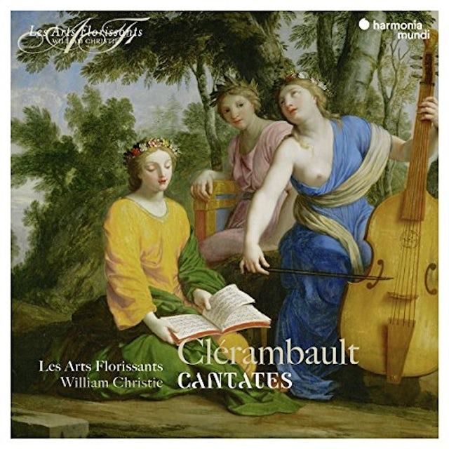 Arts Florissants CLERAMBAULT: CANTATAS CD