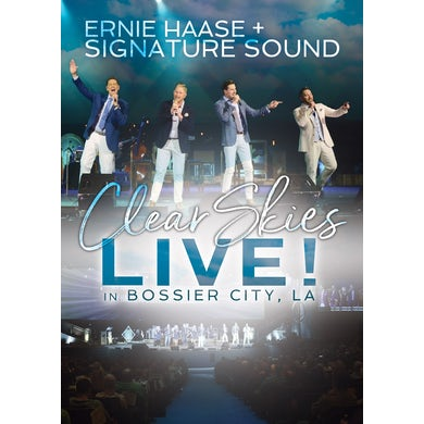 Ernie Haase & Signature Sound CLEAR SKIES LIVE DVD
