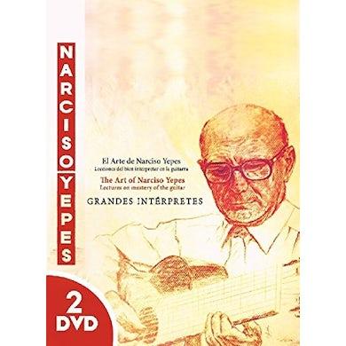 GRANDES INTERPRETES DVD