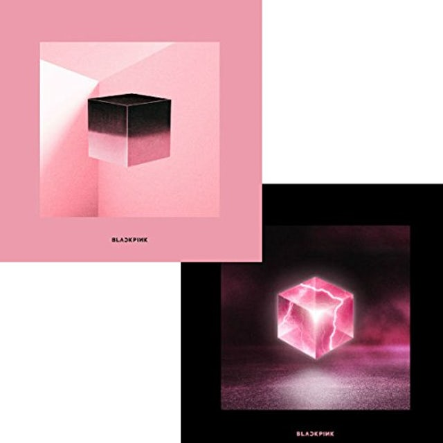 BLACKPINK SQUARE UP CD