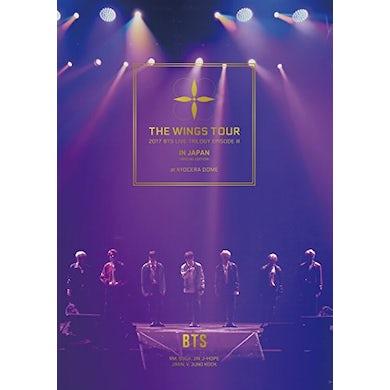 2017 BTS LIVE TRILOGY EPISODE 3 WINGS TOUR JAPAN Blu-ray