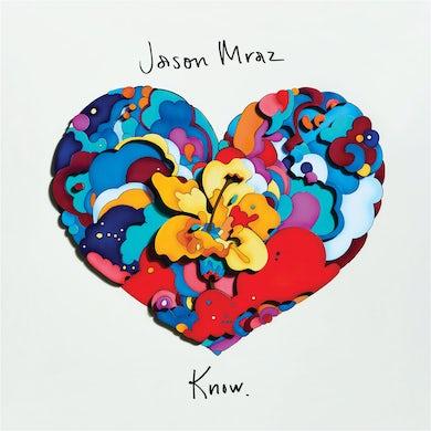 Jason Mraz KNOW. CD