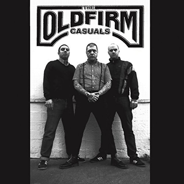 Old Firm Casuals EP Vinyl Record