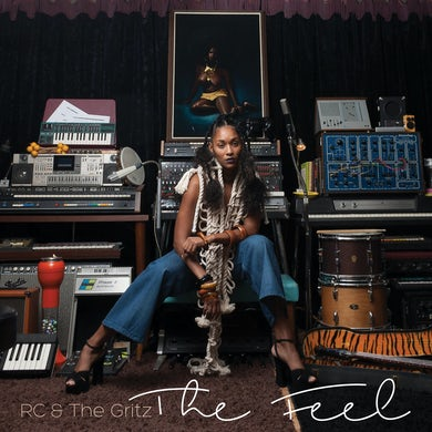 RC & The Gritz THE FEEL CD