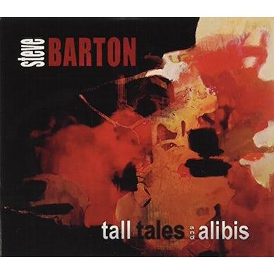 Steve Barton TALL TALES & ALIBIS CD