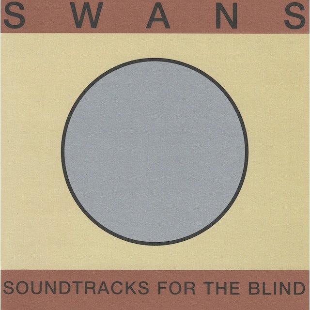 Swans SOUNDTRACKS FOR THE BLIND CD