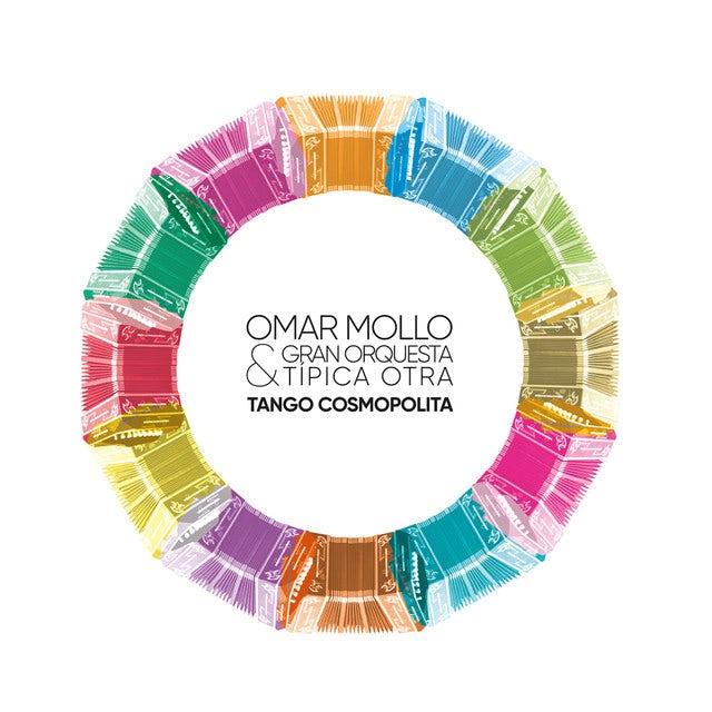 Omar Mollo TANGO COSMOPOLITA Vinyl Record
