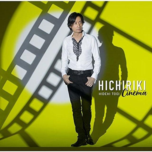 Hideki Togi HICHIRIKI CINEMA CD
