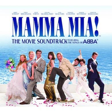 MAMMA MIA / Original Soundtrack Vinyl Record