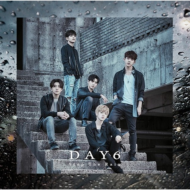 DAY6 STOP THE RAIN CD