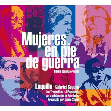 Loquillo MUJERES EN PIE DE GUERRA CD
