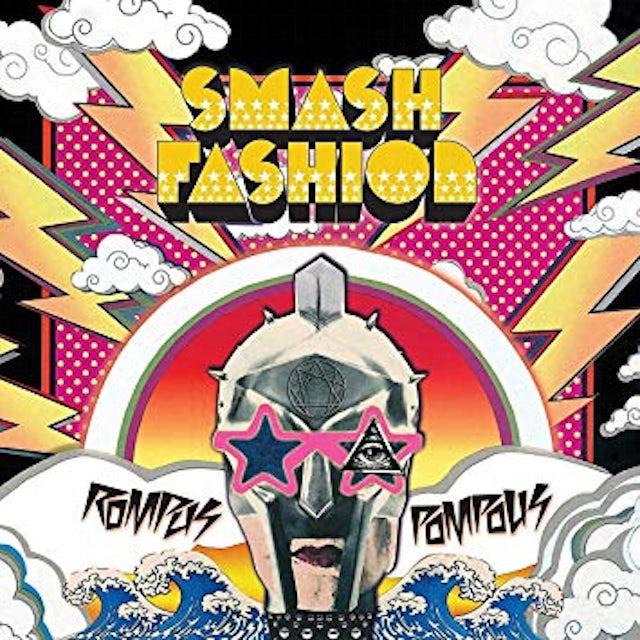 SMASH FASHION ROMPUS POMPOUS CD