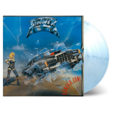 Sinner DANGER ZONE - Limited Edition 180 Gram Colored Vinyl Record