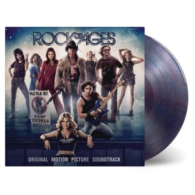 Rock Of Ages / O.S.T. ROCK OF AGES / Original Soundtrack Vinyl Record