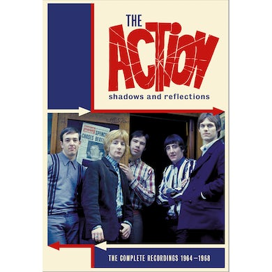 Action SHADOWS & REFLECTIONS: COMP RECORDINGS 1964-1968 CD