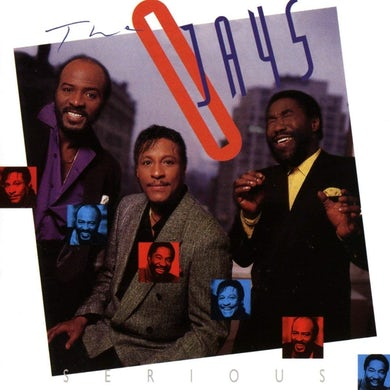The O'Jays SERIOUS CD