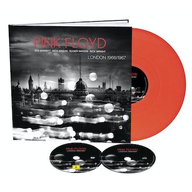 Pink Floyd LIVE IN LONDON 1966/67 Vinyl Record
