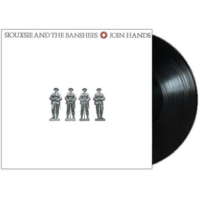 Siouxsie And The Banshees JOIN HANDS Vinyl Record