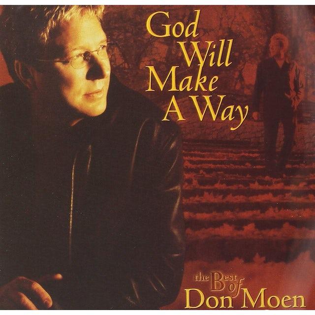 GOD WILL MAKE A WAY - BEST OF DON MOEN CD