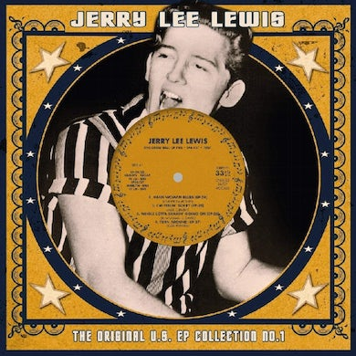 Jerry Lee Lewis US EP COLLECTION VOL 1 Vinyl Record