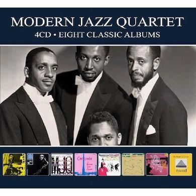 The Modern Jazz Quartet 8 CLASSIC ALBUMS CD