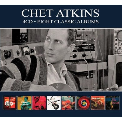 Chet Atkins 8 CLASSIC ALBUMS CD