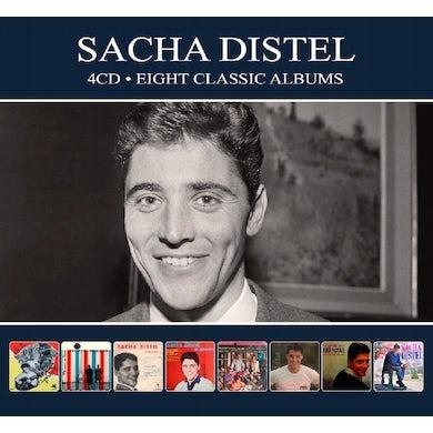 Sacha Distel 8 CLASSIC ALBUMS CD