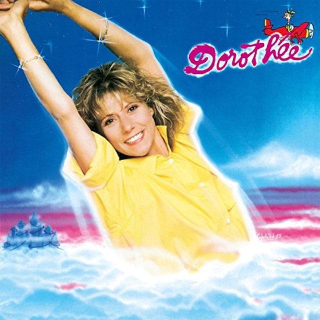Dorothee ALLO ALLO MONSIEUR L'ORDINATEUR Vinyl Record