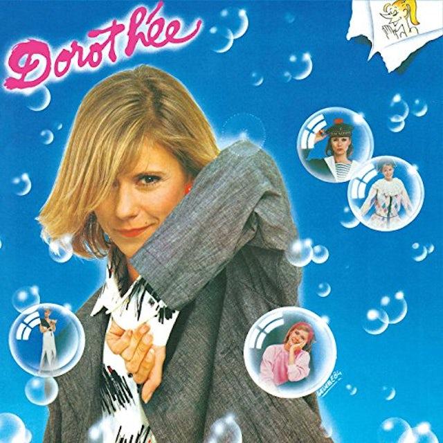 Dorothee QU'IL EST BETE Vinyl Record