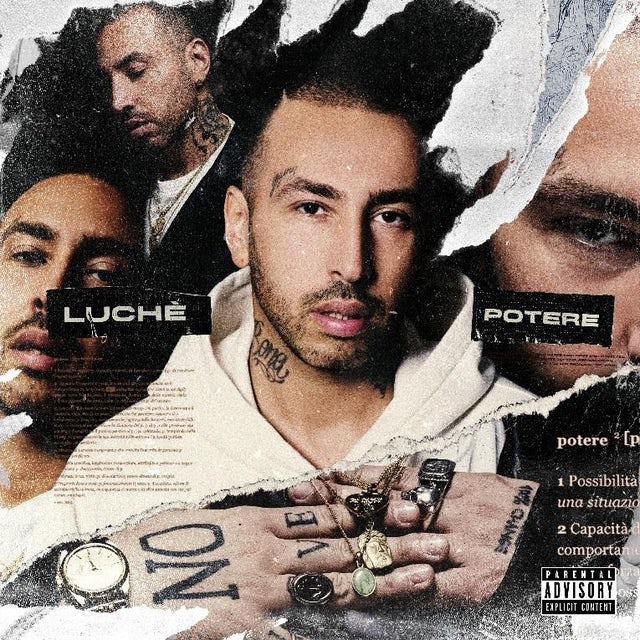 Luche POTERE CD