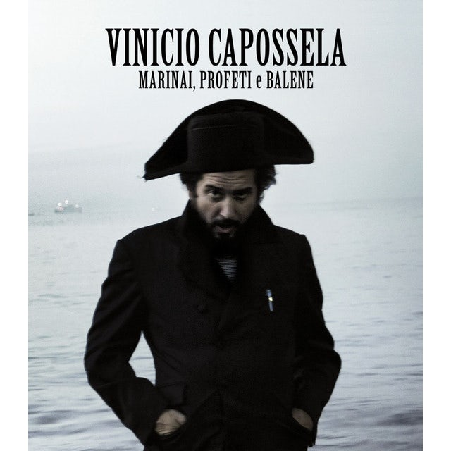 Vinicio Capossela MARINAI PROFETI E BALENE Vinyl Record
