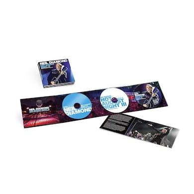 Neil Diamond HOT AUGUST NIGHT III CD