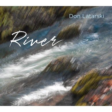 Don Latarski RIVER CD