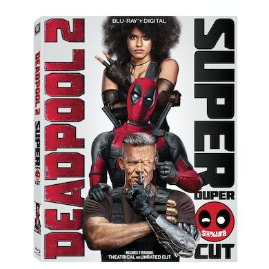 DEADPOOL 2 Blu-ray